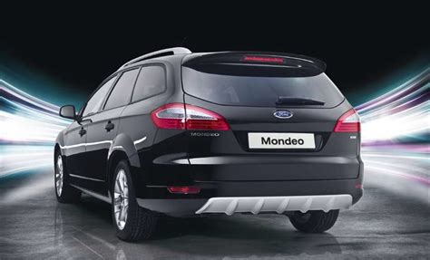 Ford Mondeo Estate Sport Limited Edition Released in