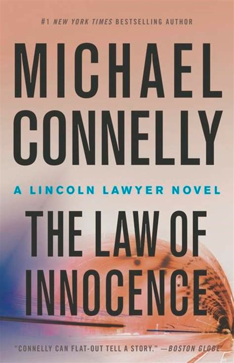 Review: Michael Connelly proves a master of legal