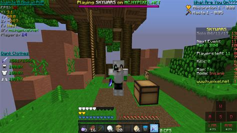 Are mods allow or can I get banned?   Hypixel - Minecraft