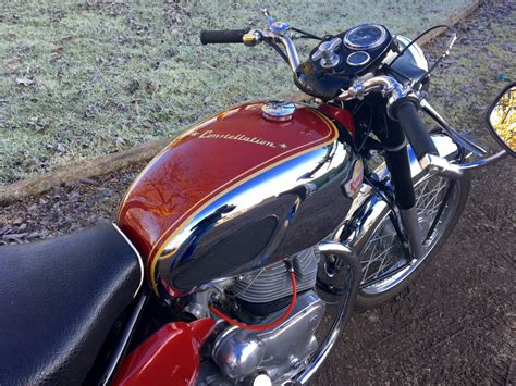 1960 Royal Enfield Constellation - We Sell Classic Bikes