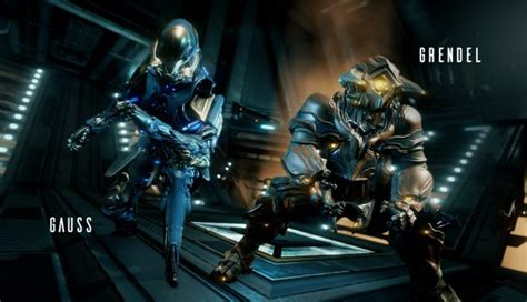 Here's your first look at the new Warframe – Grendel