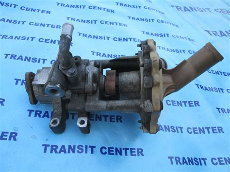 Power steering pump and water pump Ford Transit 2006, 2