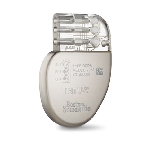 INTUA™ Cardiac Resynchronization Therapy Pacemaker (CRT-P