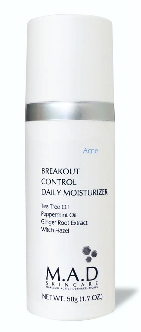Mad Skincare   Breakout Control Daily Moisturizer