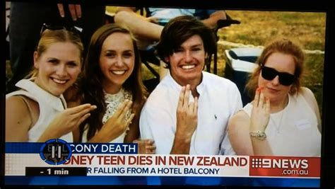 """Classy News Station Honors Dead Teen with Photo of """"The"""
