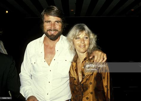 James Brolin and wife Jane Cameron Agee during Kenny