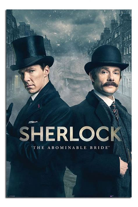 """No Ghosts Need Apply: BBC Sherlock's """"The Abominable Bride"""