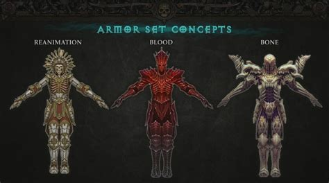 Diablo 3's Necromancer and Excellent New Armory Feature