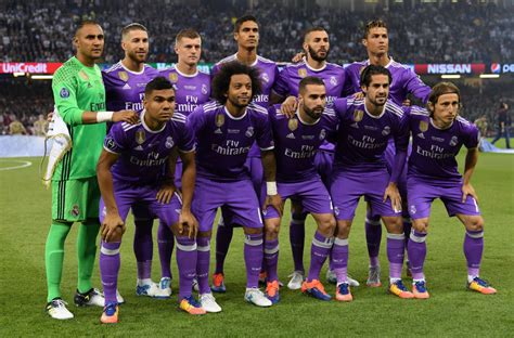 Real Madrid have 2017/2018 kit leaked ahead of release