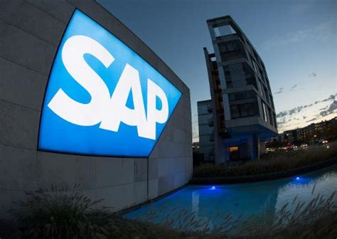 SAP says cloud computing to continue to boost sales
