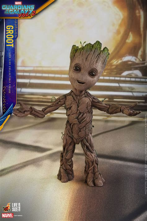 Hot Toys Life-Size Baby Groot Replica [Cool Stuff]