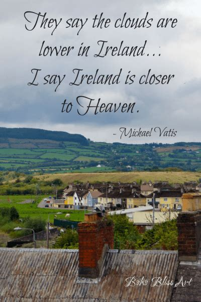 Ireland: Quotes to Stir Your Soul & Tempt Your Wanderlust