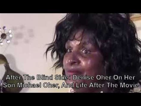After The Blind Side: Denise Oher On Her Son Michael Oher