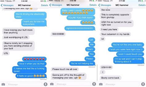 """IKWYDLS on Twitter: """"These leaked text messages between"""