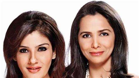 Actress Raveena Tandon makes her debut into jewellery with