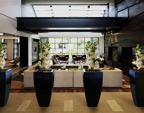 20 Contemporary Planters in the Living Room   Home Design