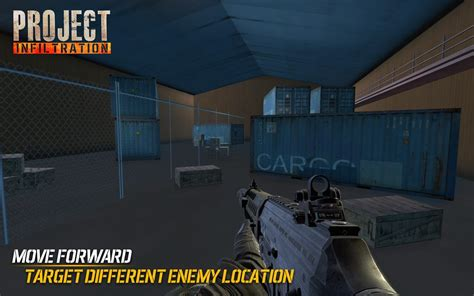 Mission Infiltration: Free Shooting Games 2020 for Android