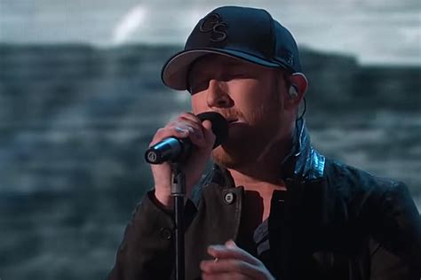 Cole Swindell Debuts 'Love You Too Late' on 'DWTS' [WATCH]