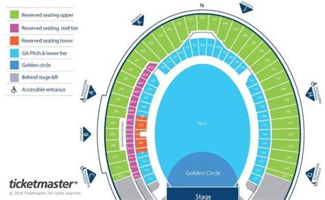 Beyonce and Jay Z On The Run tour tickets: London Stadium