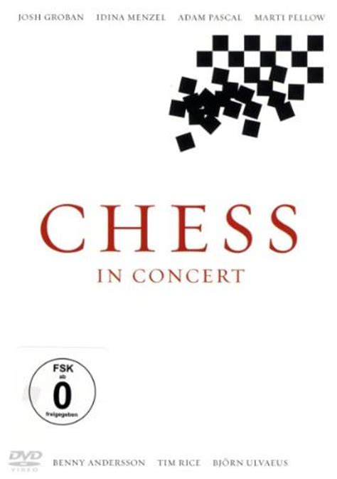 Broadway Musical Home - Chess