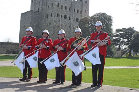 The Rifles - Military Fanfare Marching Band for Hire