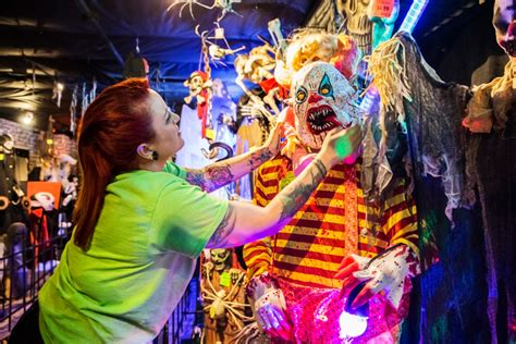 Halloween never ends at year-round southwest Las Vegas