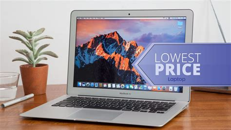 This $699 MacBook Air is the cheapest MacBook you'll find
