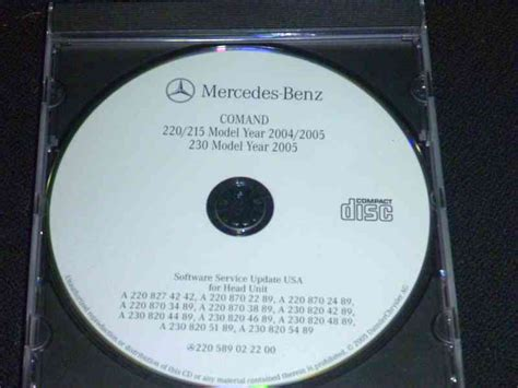 Help Needed Comand Firmware Update CD - Page 2 - Mercedes