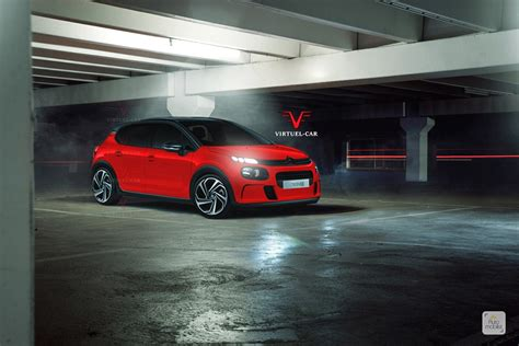 Citroen C3 VTS Is Inspired by WRC, Might See Production