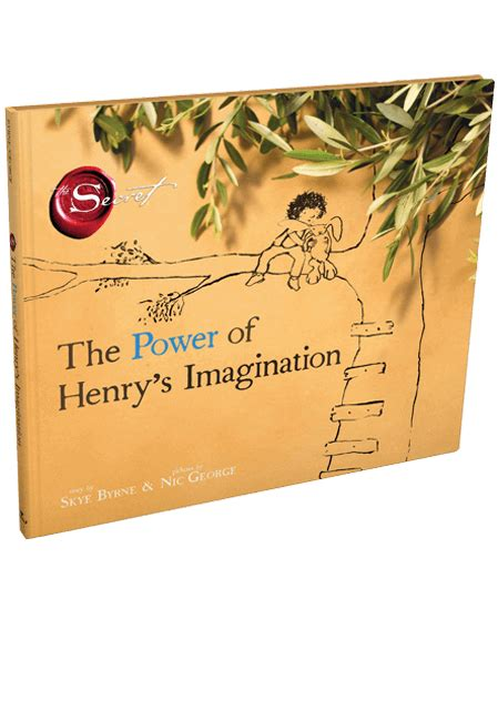 The Power of Henry's Imagination   Children's Book   The