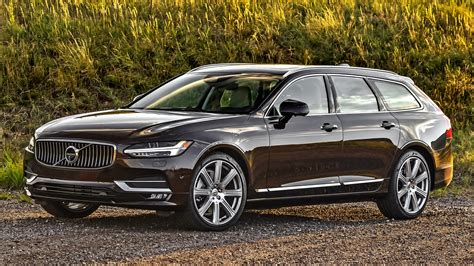 2018 Volvo V90 (US) - Wallpapers and HD Images | Car Pixel