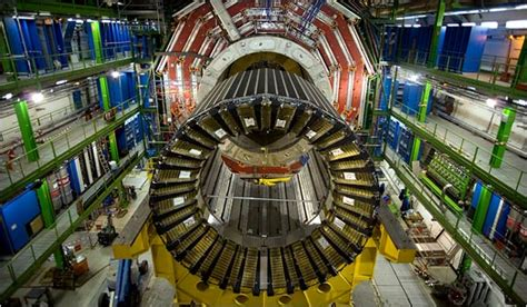 CERN - Large Hadron Collider - Particle Physics - A Giant
