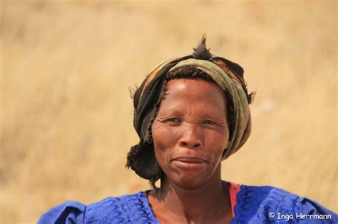 Modern People with Khoisan Ancestry - AnthroScape