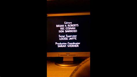 The Simpsons Ending Credits (1990) - YouTube