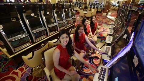 Asian casinos go all-out to lure Chinese gamblers   South