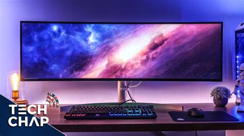 1 Month with LG's 5K 49-inch Ultrawide Monitor! | The Tech
