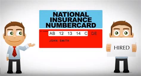 Apply for a UK National Insurance Number – Easy Online
