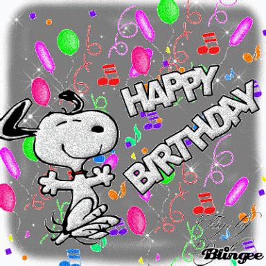 Image result for snoopy HAPPY BIRTHDAY #