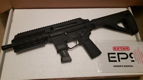 Extar Ep9 9mm pistol For Sale   Old Ads Classifieds