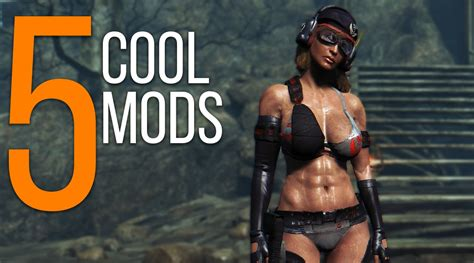 5 Cool Mods - Episode 17 - Fallout 4 Mods (PC/Xbox One