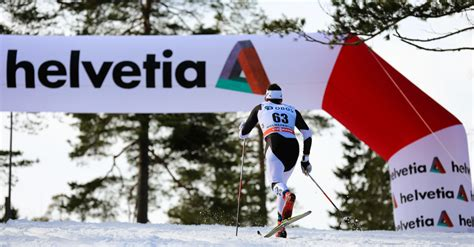 Helvetia - Sponsor of the FIS Cross-Country World Cup