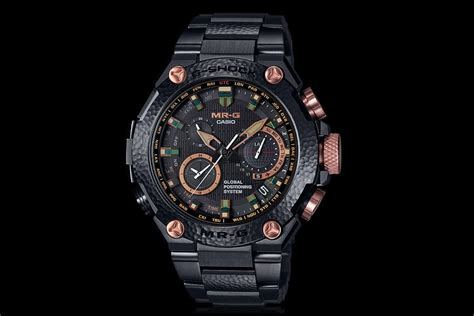 Introducing: The Casio G-Shock MR-G Limited Edition