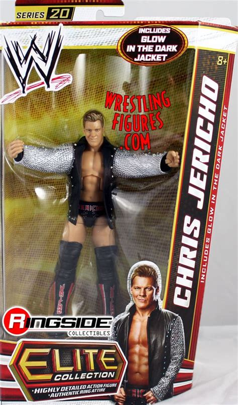 Chris Jericho - WWE Elite 20 | Ringside Collectibles