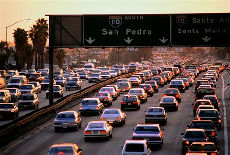 States Where the Traffic Is Getting Worse | Best States