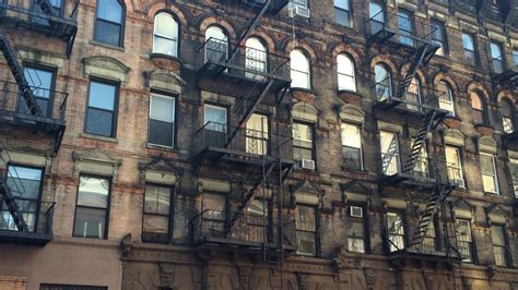 From Shanties to Micro Units, NYC's History of Living