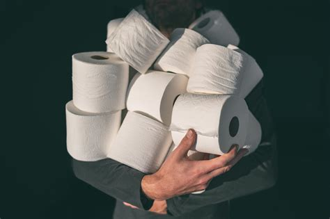 Seniors, handicapped out of toilet paper at Westwood Arms
