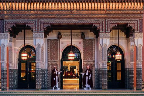 In Marrakech, a Legendary Palace from a Bygone Era - Fathom