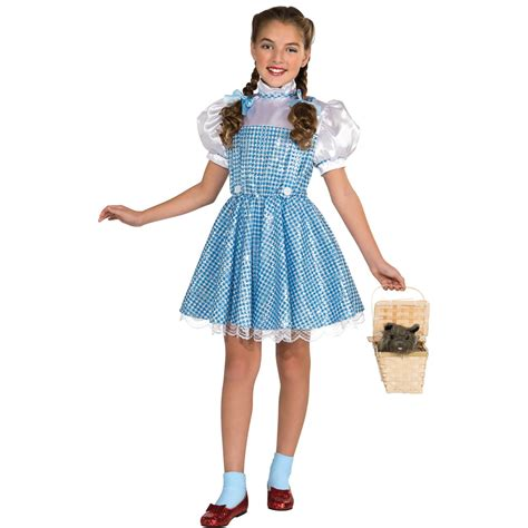 Dorothy Wizard of Oz Kids Costume - Childs Dorothy Costumes
