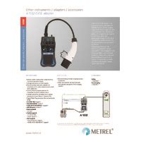Metrel A1532 EVSE Adapter for Electric Vehicle Charger Testing