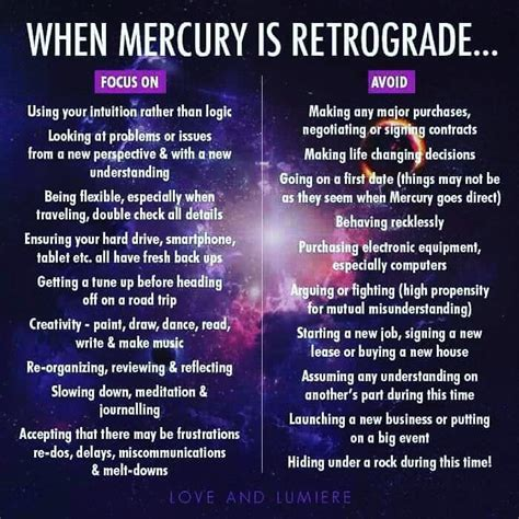 How to Stay Sane During a Mercury Retrograde?   Soulmanity101